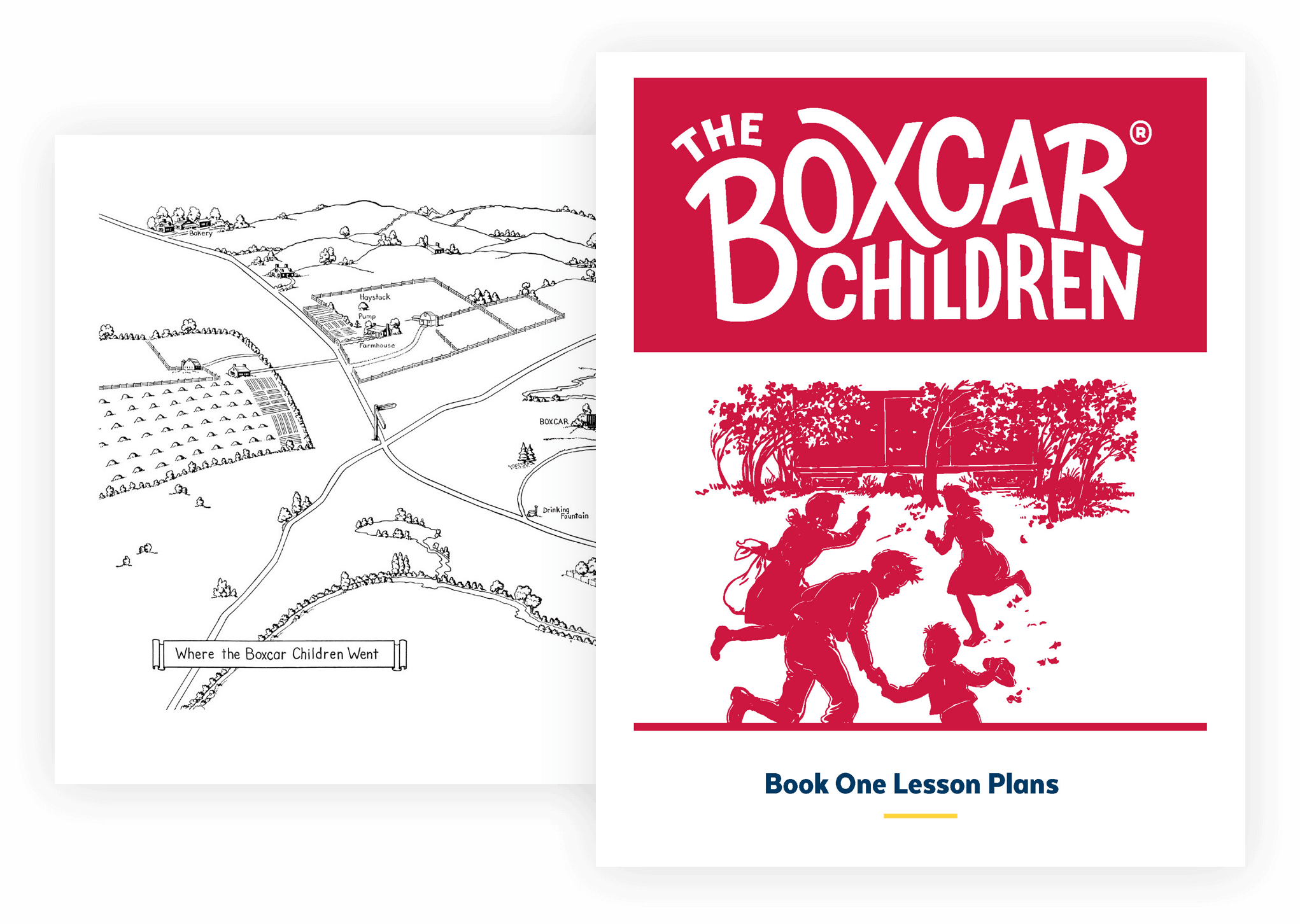 boxcar children lesson