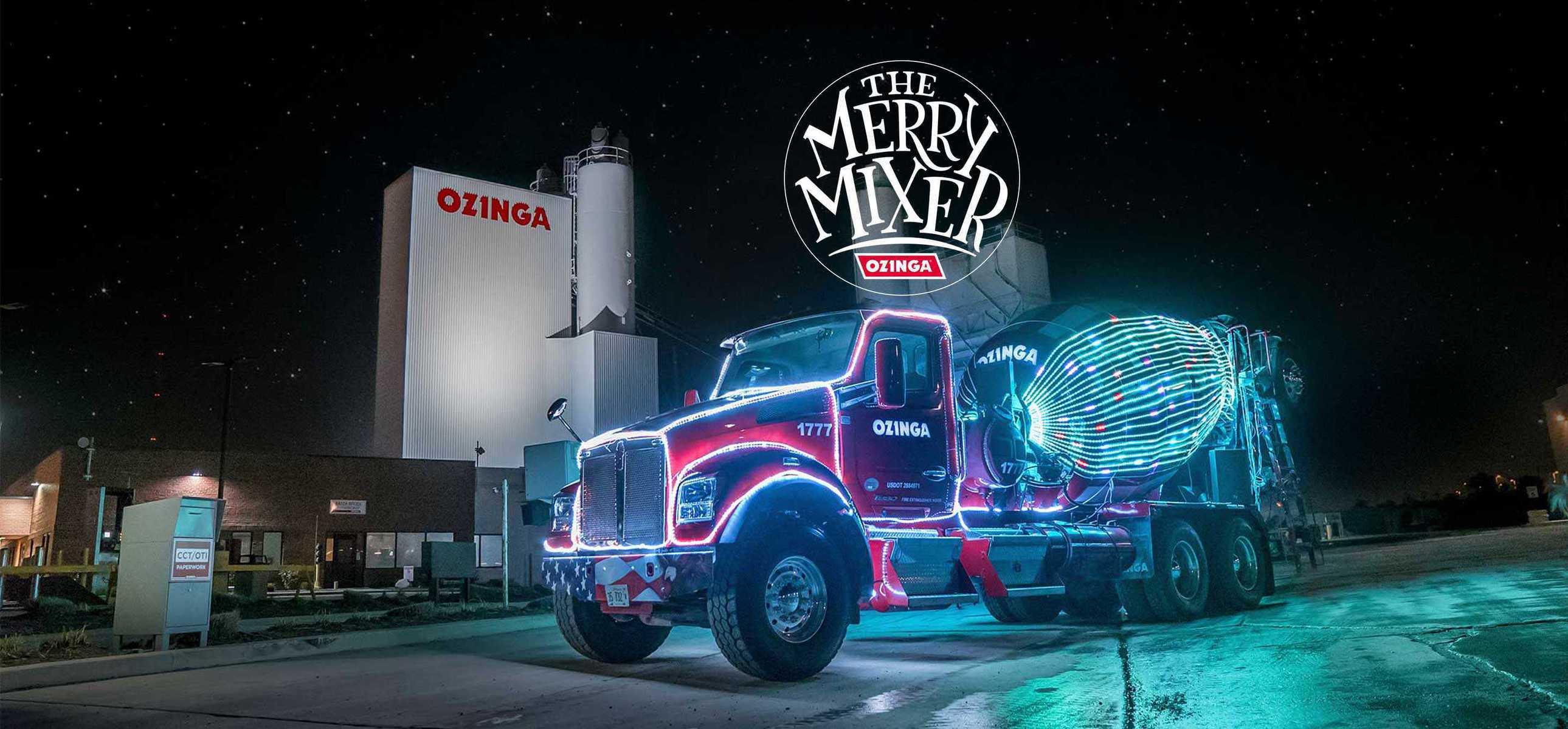 Ozinga Merry Mixer
