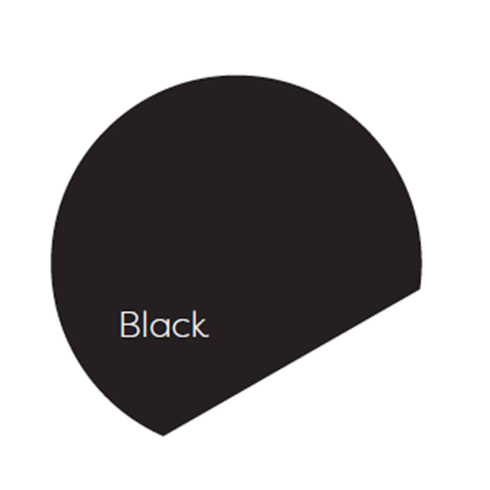 black color swatch