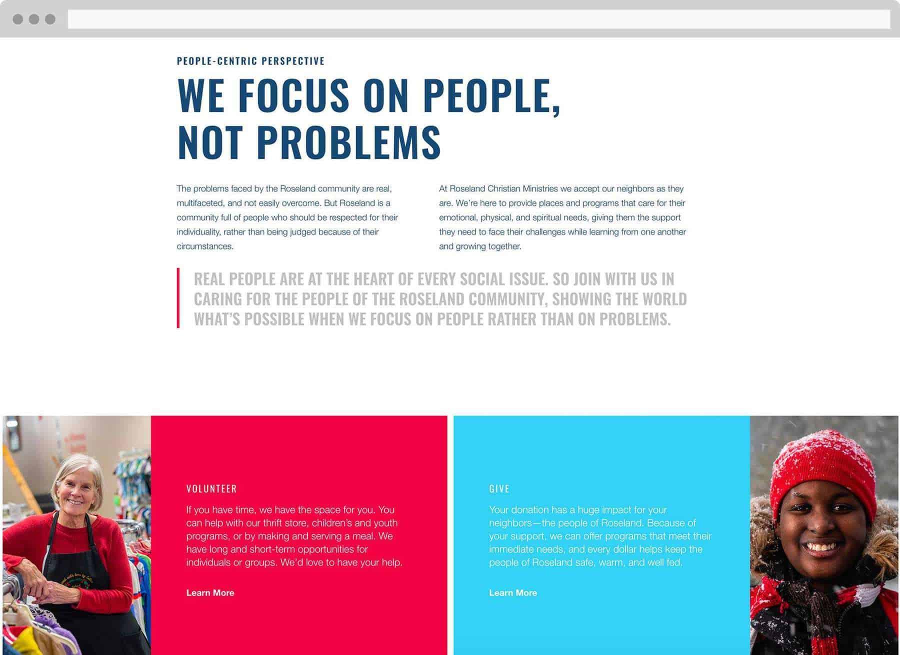 roseland website